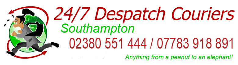 24/7 Despatch Courier logo